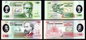 Nuevos billetes de $20 y $50